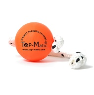 "Palla magnetica Top-Matic ""Fun-Ball"" con corda per Labrador"