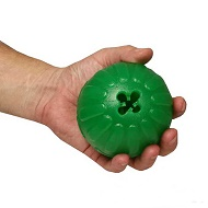 "Gioco ""Treat Dispensing Chew Ball"", 10 cm di diametro"