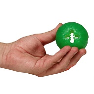"Gioco ""Treat Dispensing Chew Ball"", 7 cm di diametro"