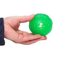 "Gioco ""Treat Dispensing Chew Ball"", 8 cm di diametro"
